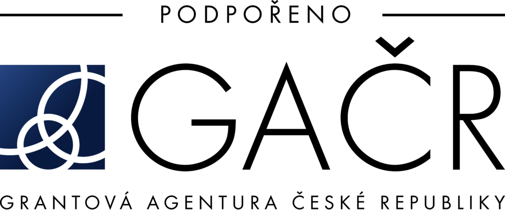 GAČR logo